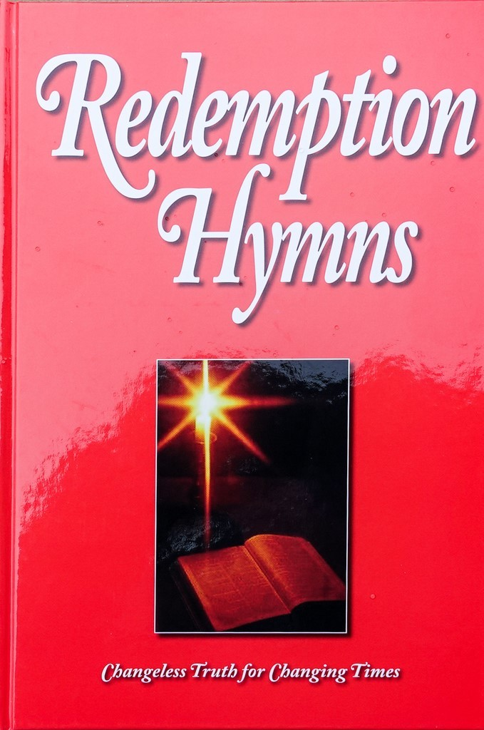Redemption Hymns Words Edition - cover.